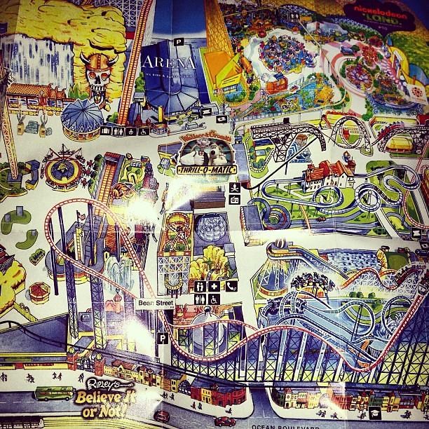 9654649457_b10a4e1fb1_b Map Of Blackpool Pleasure Beach on map of bay beach amusement park, map of santa cruz beach boardwalk, map of blackpool illuminations, map of blackpool north,