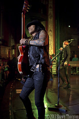 Buckcherry - Macomb Music Theatre - Mt. Clemens, MI - 8/31/13