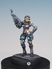 Infinity Chandra Spec Ops Miniature (Maxvon_d) Tags: miniature infinity scifi aleph wargaming