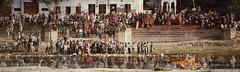Die Unzugängliche. Durga- Prozession in Agra.