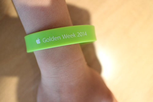 Apple Store Golden Week Kids Workshop 2014