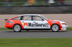 Chris Williams & Charlie Williams - 1985 Rover SD1 (3500cc) - Donington Park 2014 (anorakin) Tags: 2014 roversd1 chriswilliams doningtonpark charliewilliams 3500cc doningtonhistoricfestival htccfor19661985touringcars