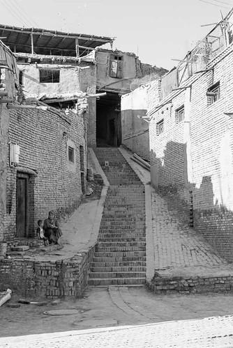 Kashgar Old town