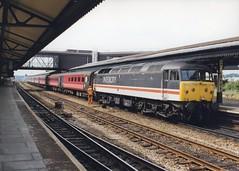 47853 (Sparegang) Tags: 47853 class47 478 brushtype4 sulzer crosscountry intercity reading 474 47141 47164 crosscountrytrains britishrail westernregion 1999