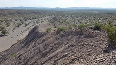 2015-04-03 15.42.04.jpg (DrPKHouse) Tags: arizona unitedstates loco fieldphoto geomorphic cibola fieldproject geologicfeature sackungen