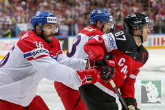 "IIHF WC15 SF Czech Republic vs. Canada 16.05.2015 005.jpg • <a style=""font-size:0.8em;"" href=""http://www.flickr.com/photos/64442770@N03/17147781474/"" target=""_blank"">View on Flickr</a>"