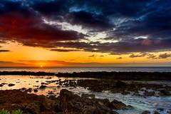North Shore Sunset (jhooten1973) Tags: sunset seascape hawaii oahu pacificocean northshore