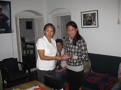 Chairman Phurba Sherpa