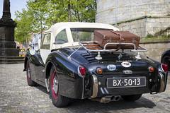 Bad Bentheim - Triumph_IMG_7148 (milanpaul) Tags: auto germany deutschland alt mai triumph oldtimer fahrzeug badbentheim frhling historisch niedersachsen automobil 2015 canoneos60d sigmaex1750mm28oshsm