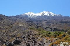Ruapehu and Turoa (b.landscape) Tags: volcano lava tongarironationalpark turoa ruapehu lakesurprise roundthemountaintrack mangaturutururiver