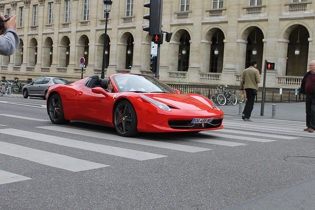 spider bordeaux ferrari 458 458spider