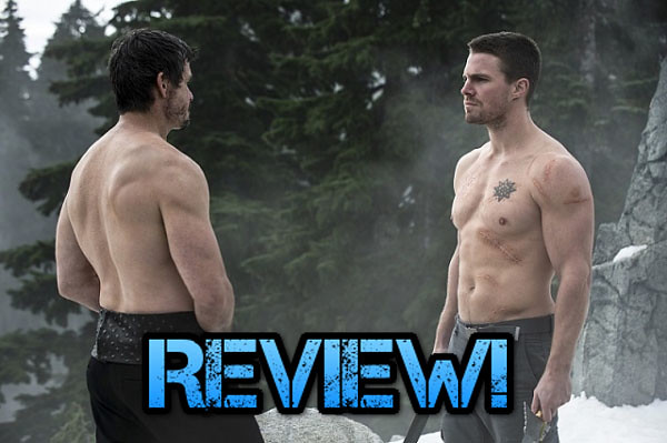 Arrow Season 3 Review!