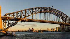 Harbour Bridge (TheSpaceWalker) Tags: bridge water architecture photography photo sydney australia pic nsw newsouthwales operahouse aus harbourbridge milsonspoint samyang canon6d thespacewalker