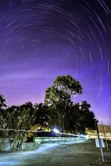 StarTrails sobre Aguadulce (Alberto G. G.) Tags: aguadulce almera espaa spain d7100 nikon 1020 sigma noche night trails star exposicin larga exposure long outdoor
