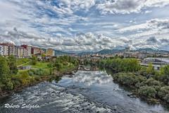 Rio arriba Color Efex (Chispie) Tags: nikon d750 ourense