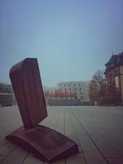 Fog in Darmstadt (Kyriakos11) Tags: ulb kyriakos11 deutschland germany hessen nebel fog darmstadt