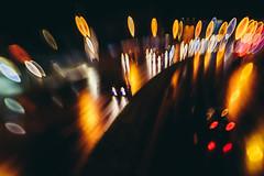 City Lights Bokeh #299/365 (A. Aleksandraviius) Tags: rain autumn dark cars traffic defocus reflection abstract soft light bokeh kaunas lithuania lietuva lensbaby composer pro sweet35optic 35mm lensbaby35 sweet optic 35 nikon nikond810 d810 365one 365days 3652016 2016 365 project365 299365