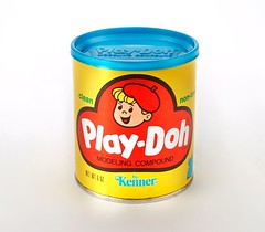 Play-Doh (Hobbycorner) Tags: hasbro kenner compound modeling 1956