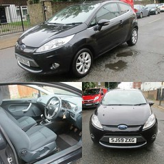 2009 Ford Fiesta 1.25 Zetec - 4,395  For more information: https://goo.gl/e1KRuO  Mileage: 58891  Year: 2009  Doors: 3  Transmission: Manual  Engine Size (L): 1.3L  Body Type: Hatchback  Colour: Black  Fuel Type: Petrol  Marketing by: Business  Postal Co (bigpageuk) Tags: driving instacars carstagram ford instacar carfinance london car auto driver motoring instaauto finance fastcar autos fordfiesta cardealership motor cardealer motors cars carsforsale