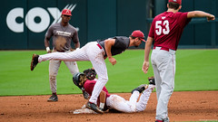 Fall Ball - Oct 7-33 (Rhett Jefferson) Tags: codyscroggins hunterwilson jaxonwilliams noahmiller arkansasrazorbacksbaseball