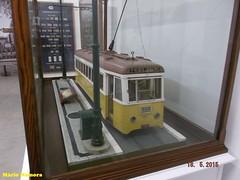 CCFL 901 Elctrico tipo caixote Salo em Maquete no museu da Carris (madafena1) Tags: ccfl 901 elctrico tipo caixote salo em maquete no museu da carris