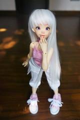 sunny smile (raciele) Tags: atelier momoni ateliermomoni bjd balljointeddoll cute adorable pastel sweet candy