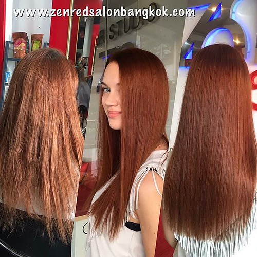 Get the ultimate color refresh for your holiday photos & selfies at Thailands number 1 salon for Westerners, travelers & tourists since 2009! Zenred Bangkok Hair salon Tel: 0836006176 or visit www.facebook.com/zenredsalonbangkok for online enquiry or book