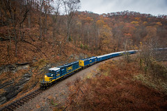 Fremont (Peyton Gupton) Tags: csx santa train clinchfield fremont
