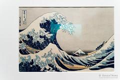 20161112-51-Great wave off Kanagawa by Katushika Hokusai (Roger T Wong) Tags: 2016 australia hobart mona museumofoldandnewart ontheoriginofart rogertwong sel1635z sony1635 sonya7ii sonyalpha7ii sonyfe1635mmf4zaosscarlzeissvariotessart sonyilce7m2 tasmania art exhibition