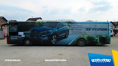 Info Media Group - Hyundai, BUS Outdoor Advertising, 09-2016 (6) (infomedia_group) Tags: bus advertising wrap outdoor branding busadvertising hyundai
