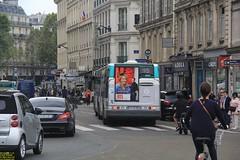 2008-2013 Irisbus Citelis 18 #1653 (busdude) Tags: ratp group rgie autonome des transports parisiens irisbus citelis 18 rgieautonomedestransportsparisiens ratpgroup stif syndicat dledefrance syndicatdestransportsdledefrance