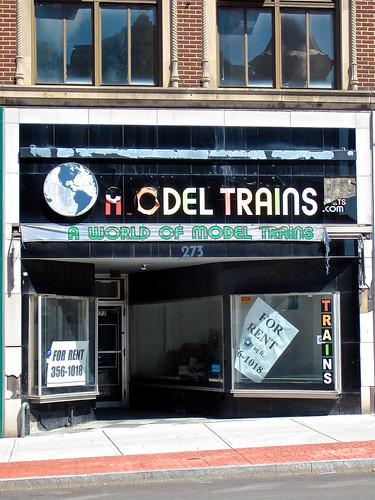 Model Trains, Schenectady, NY