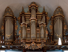 The Organ of St, Jacobi Church, in Altenbruch, Germany (Philinflash) Tags: 2016 church churchinteriors europe germany organ orgel otherkeywords places altenbruch neidersachesen