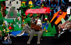 75 (Bricktastic) Tags: brickevents lego queenslandlegousergroup goldcoast afol moc