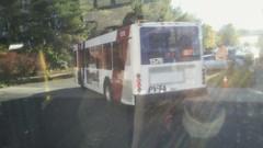 PVTA 2010 Gillig Advantage Low Floor #1576 on route B17 entering Springfield Bus Terminal. (PenelopeBillerica2017) Tags: 1576