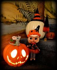 BaD Oct 25 - Jack O'Lantern