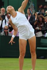 The 130th Championships Wimbledon 2016 - Lucie Safarova (Cze) (Andy2982) Tags: tennis the130thchampionshipswimbledon2016 luciesafarova cze wimbledon allenglandlawntennisclub court10 samanthacrawford usa secondround