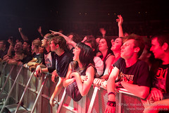 Billy Talent Fans at The Roundhouse