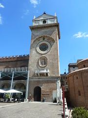 Rotonda di San Lorenzo 1000s AD. (Kevin J. Norman) Tags: mantua lombardy rotonda sanlorenzo