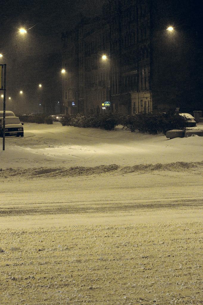 фото: SPb first snow