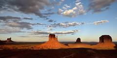 Sunset. Monument Valley. (mariya_ka) Tags: sunset monumentvalley nature nikond600 nikkor1635mm travels landscape unitedstates clouds sky mountain ngc