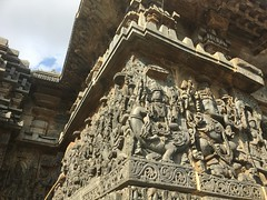 Temple walls1 (kaushal.pics) Tags: helbedu hoysala