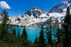 Shangri-la (Dunbar Lakes) (*Andrea B) Tags: july 2016 july2016 radium summer canadaday long weekend hike hiking backpack backpacking camp camping tiger pass shangrila dunbar lakes ethelbert mount purcell purcells mountains mountain columbia river valley septet range bc british