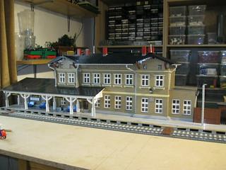Bahnhof Waldenburg Sachsen 1 WIP