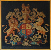 St James Harvington - Victorian Royal Coat of Arms (David Cronin) Tags: harvington worcestershire james stjamesthegreat royalarms