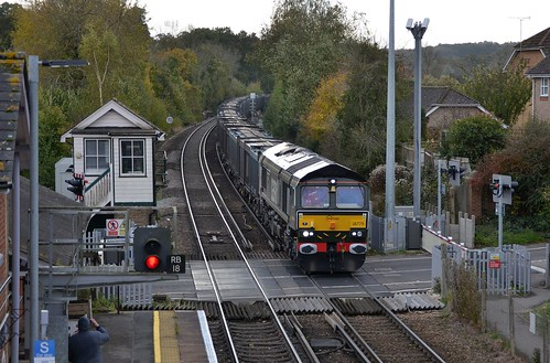 66779 at Robertsbridge, 7/11/16