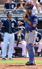 RobinsonChirinos base (jkstrapme 2) Tags: baseball jock cup bulge crotch catcher