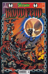 Spawn / Blood Feud 1 (micky the pixel) Tags: comics comic horror heft imagecomics infinityverlag toddmcfarlane tonydaniel kevinconrad spawn bloodfeud