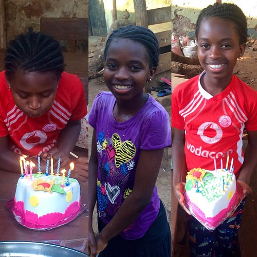 "Happy 12th birthday to this little beauty!!! Even after getting water thrown on her for her bday, she still looks darling! Her birthday wish was to one day get to be a doctor. Here's to you sweet girl. May all your dreams come true!! Happy birthday Baliza • <a style=""font-size:0.8em;"" href=""http://www.flickr.com/photos/59879797@N06/30875848695/"" target=""_blank"">View on Flickr</a>"