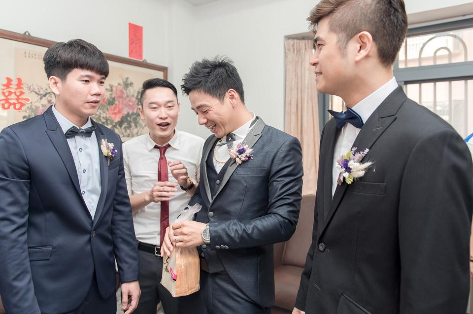 台南婚攝 婚禮紀錄 情定婚宴城堡 C & M 022